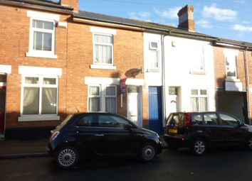 Thumbnail 3 bedroom shared accommodation to rent in Wild Street, Derby