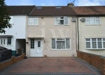 Thumbnail 4 bed terraced house for sale in Harvey Road, London Colney, St. Albans