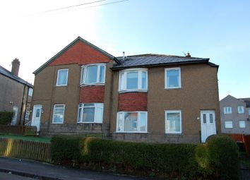 Thumbnail 3 bed flat for sale in Bowden Drive, Hillington