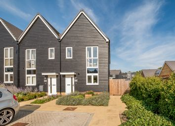 Thumbnail 2 bed terraced house to rent in Campion Close, Ashford