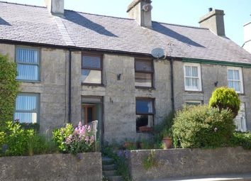 Thumbnail 3 bed terraced house for sale in Frondeg, Benllech, Anglesey, North Wales
