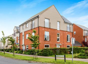 Thumbnail 2 bedroom flat for sale in Sterling Way, Upper Cambourne, Cambridge