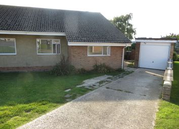 Thumbnail 3 bed semi-detached bungalow to rent in St. Dominic Close, St. Leonards-On-Sea