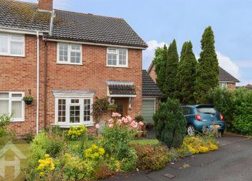 Thumbnail 3 bed semi-detached house for sale in Garraways, Royal Wootton Bassett, Swindon