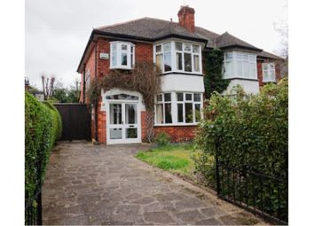 Thumbnail 3 bed semi-detached house for sale in Peveril Road, Beeston