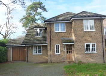 Thumbnail 4 bed detached house to rent in Hartwood Gardens, Cowplain, Waterlooville