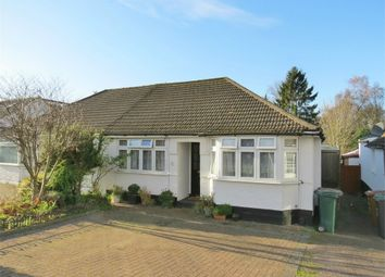 Thumbnail 3 bed semi-detached bungalow for sale in Alva Way, Watford, Hertfordshire