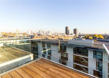 Thumbnail 2 bed flat to rent in Perilla House, 1 Chaucer Gardens, London
