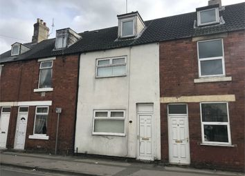 Thumbnail 3 bed terraced house for sale in Gladstone Street, Worksop, Nottinghamshire