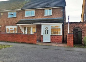 Thumbnail 2 bedroom semi-detached house for sale in Primley Avenue, Walsall