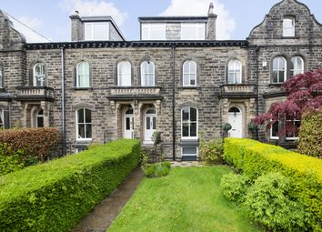 Thumbnail 6 bed terraced house for sale in Parish Ghyll Road, Ilkley