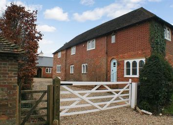 Thumbnail 4 bed detached house to rent in Wye Road, Boughton Lees, Ashford