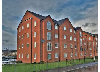 Thumbnail 2 bed flat for sale in Chapman Road, Bradford