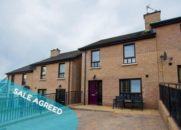 Thumbnail 3 bed semi-detached house for sale in Butlers Wharf Mews, Londonderry