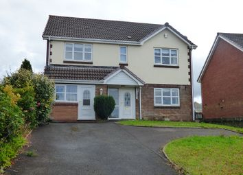 Thumbnail 4 bed detached house to rent in Ascot Drive, Baglan, Port Talbot.