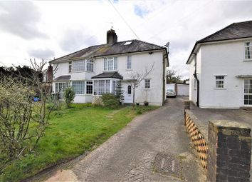 Thumbnail 3 bed semi-detached house for sale in Wenallt Road, Rhiwbina, Cardiff.