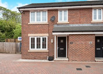 Thumbnail 2 bed semi-detached house to rent in Askew Way, Chesterfield