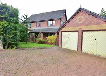 Thumbnail 4 bed detached house for sale in Everill Gate Lane, Wombwell, Barnsley