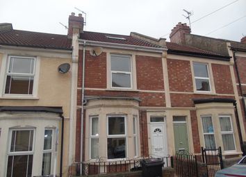Thumbnail 4 bed terraced house to rent in Aubrey Road, Bristol