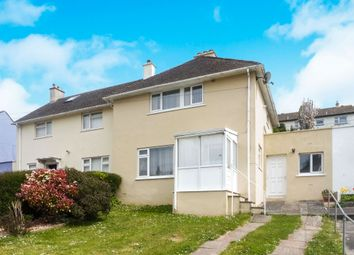 Thumbnail 3 bedroom semi-detached house for sale in Foxhole Road, Paignton