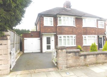 Thumbnail 3 bed semi-detached house for sale in Norbury Avenue, Bebington.