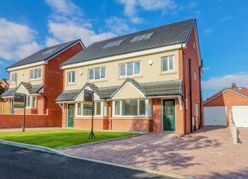 Thumbnail 4 bed semi-detached house for sale in Montrose Avenue, Ramsbottom, Bury