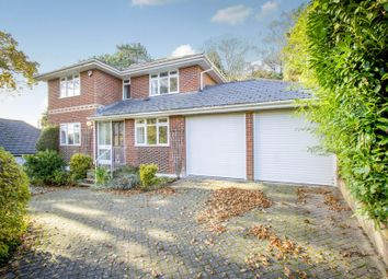 Thumbnail 4 bed detached house to rent in Belle Vue Road, Parkstone, Poole