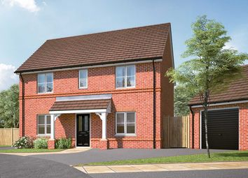 "Thumbnail 4 bed detached house for sale in ""The Leverton"" at Celsea Place, Cholsey, Wallingford"