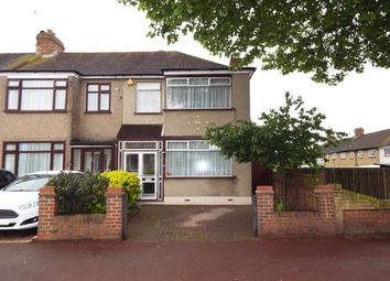 Thumbnail 3 bed end terrace house for sale in Dagenham, Essex, .