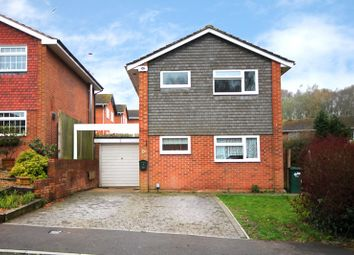 Thumbnail 3 bed detached house for sale in Sedgefield Close, Worth, Crawley