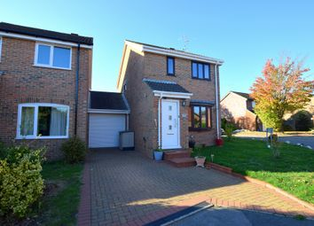 Thumbnail 3 bed link-detached house for sale in Grenadiers Way, Farnborough