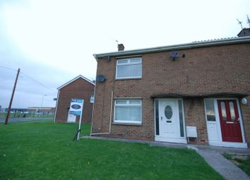 Thumbnail 2 bed terraced house for sale in College Road, Ashington
