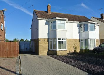 Thumbnail 2 bed semi-detached house for sale in Oxstalls Drive, Longlevens, Gloucester