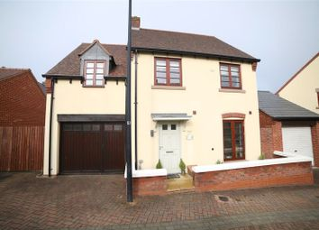 Thumbnail 3 bed detached house for sale in Yewtree Moor, Lawley Village, Telford