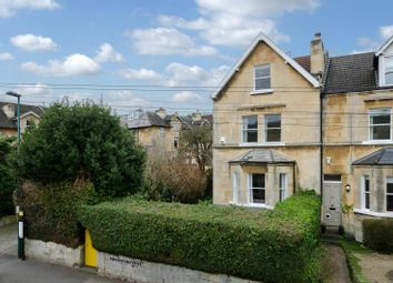 Thumbnail 5 bedroom end terrace house for sale in St Saviours Terrace, Larkhall, Bath