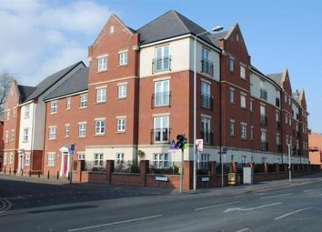 Thumbnail 2 bed flat to rent in Manor Gardens Close, Loughborough
