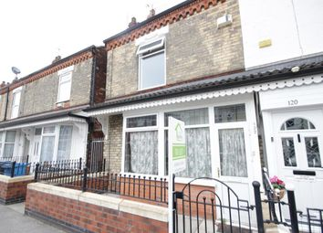 Thumbnail 5 bed terraced house to rent in De La Pole Avenue, Hull, East Yorkshire