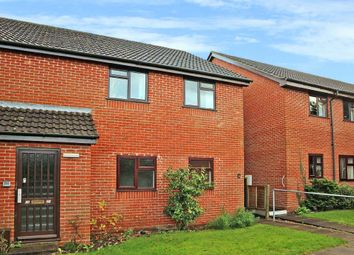 Thumbnail 2 bedroom flat for sale in The Limes, London Road, Halesworth