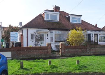 Thumbnail 3 bed semi-detached bungalow to rent in Fairhome Close, Gosport