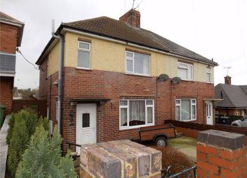 Thumbnail 3 bedroom semi-detached house for sale in Brookvale Avenue, Codnor, Ripley, Derbyshire