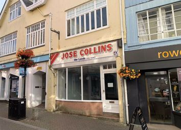 Thumbnail Retail premises to let in 71, Causewayhead, Penzance, Cornwall