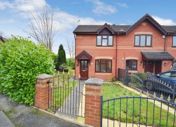 Thumbnail 2 bed terraced house for sale in Mill View, Stoke-On-Trent