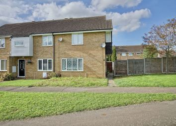 Thumbnail 3 bed end terrace house for sale in Otter Way, Eaton Socon, St. Neots
