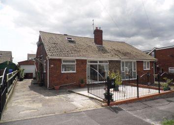 Thumbnail 2 bed semi-detached bungalow for sale in Ryecroft Drive, Withernsea