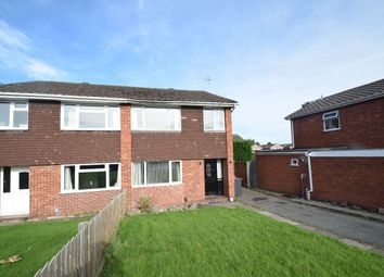 Thumbnail 4 bed semi-detached house to rent in Vineyard Road, Newport