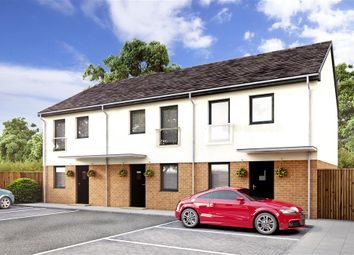 Thumbnail 2 bed terraced house for sale in Old Kent Road, Paddock Wood, Tonbridge, Kent