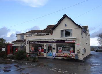Thumbnail Retail premises for sale in St Ann's Chapel, Kingsbridge, Devon