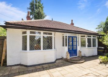 Thumbnail 3 bed detached bungalow for sale in Wickham Hill, Stapleton