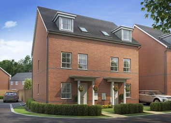 "Thumbnail 3 bedroom semi-detached house for sale in ""Padstow"" at Henry Lock Way, Littlehampton"