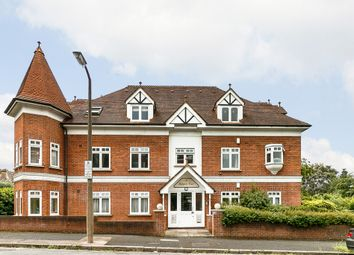 Thumbnail 2 bed flat for sale in Highgrove Court, 18 Landseer Road, Sutton